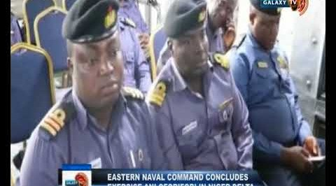 Eastern Naval command concludes exercise Ani-Oforifori in Niger Delta