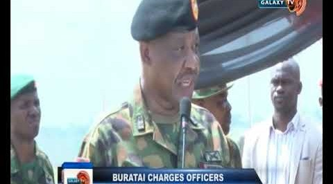 Buratai Charges Officers on Territorial Integrity
