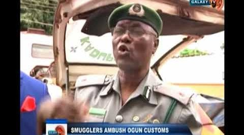Smugglers ambush Ogun customs comptroller, 8 others