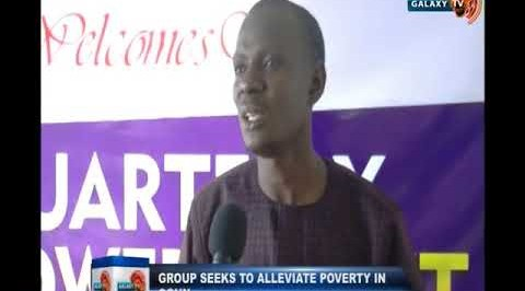 Group seeks to alleviate poverty in Ogun