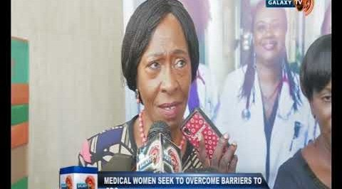 Medical women seek to overcome barriers to SDG