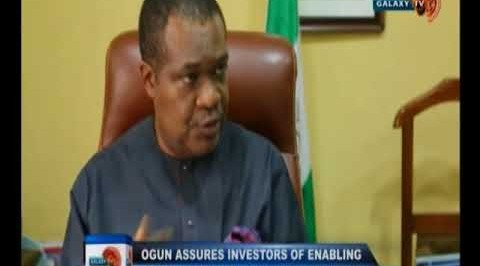 Ogun assures investors of enabling environment to thrive