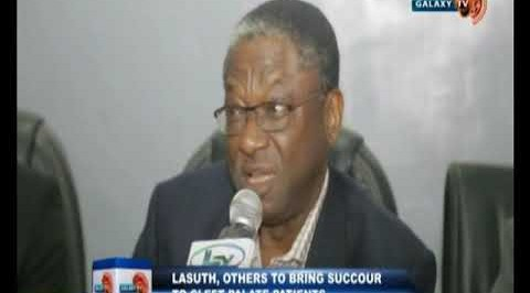 LASUTH to bring succor to cleft palate patients