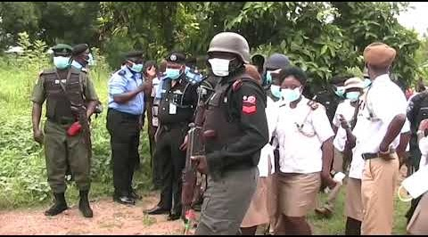 Police Dig out Remains of Lady Killed and Buried by Spiritualists