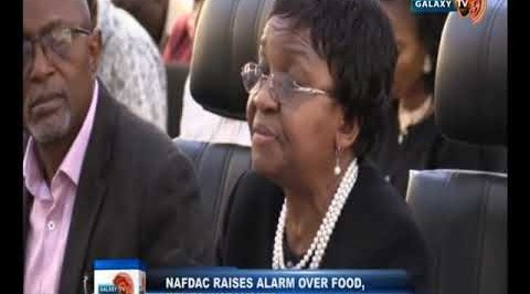 NAFDAC Raises Alarm over Food, Drugs Insecurity