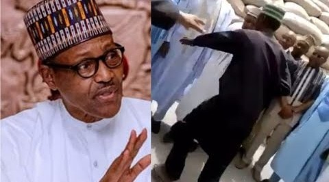 The Alleged Attack of Buhari on his Visit to Kebbi State