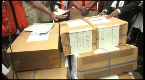 Osun election: INEC distribute sensitive materials