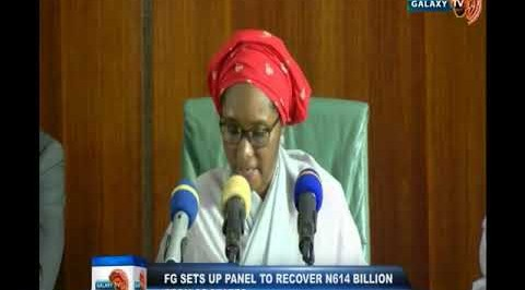 FG Sets up Panel to Recover 614Billion Naira from 35 States