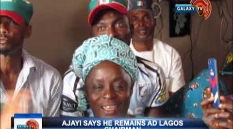 Ajayi Says He Remains AD Lagos Chairman