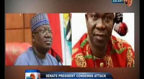 Senate President Condemns Attack on Ekweremadu in Germany