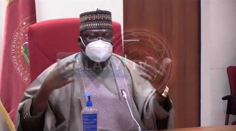 Ahmad Lawan calls for Fresh Start on the 774k Job Recruitment, Ngige Apologies over Keyamo's Conduct