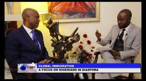 Global Immigration: A focus on Nigerians in diaspora