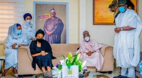 Gov Makinde claimed he called me but he never did, we will all Die One Day - Ajimobi's Widow.