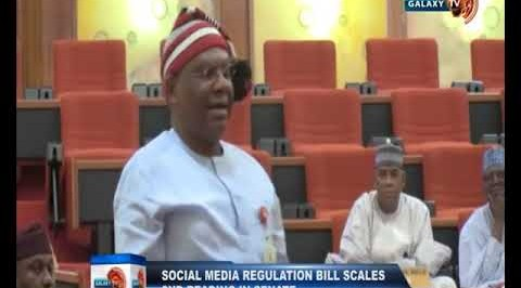 Social Media Regulation Bill Scales 2nd Reading in Senate