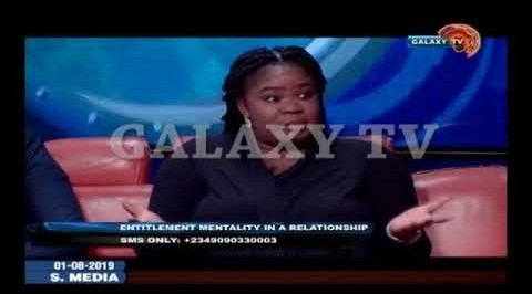 Entitlement Mentality in a Relationship