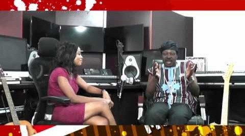 KING OF JUJU MUSIC, KING SUNNY ADE ON CELEBRITY ZONE EP 1