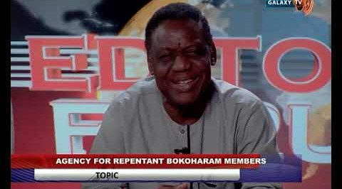 Agency for Repentant Boko Haram Members
