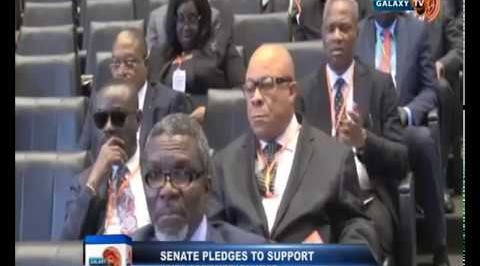 Senate Pledges to Support Anti Corruption War