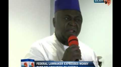 Federal lawmaker expresses worry over polarisation of Nigeria