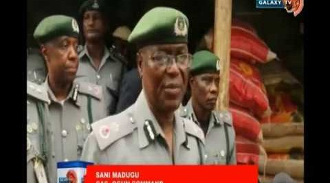 Ogun Customs intercept 2018 SUV, Others