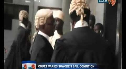 Court Varies Sowore's Bail Condition