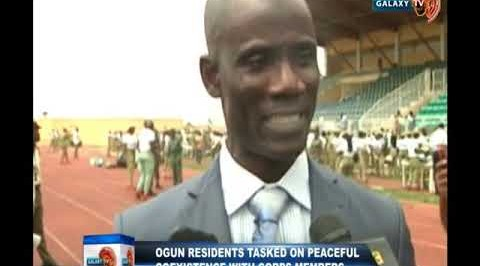 Ogun residents tasked on peaceful coexistence with corp members
