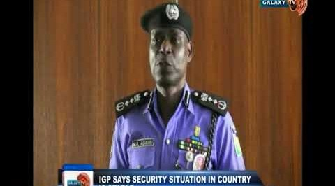 IGP says Security Situation in the Country is Stable