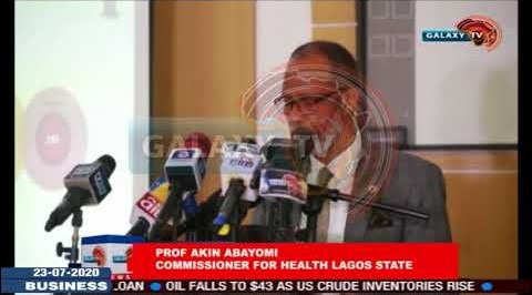 Lagos State Government says Covid-19 to Reach Peak by August.