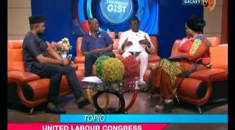 Galaxy Today: United Labour Congress