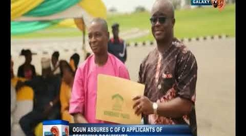 Ogun assures CofO applicants of collecting document