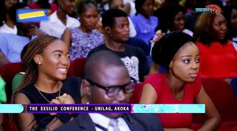 The Exsilio Conference - Unilag (Part 1)