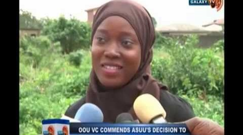 OOU VC commends ASUU'S decision to suspend strike