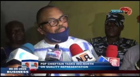 PDP Chieftain Tasks Imo-North On Quality Representation