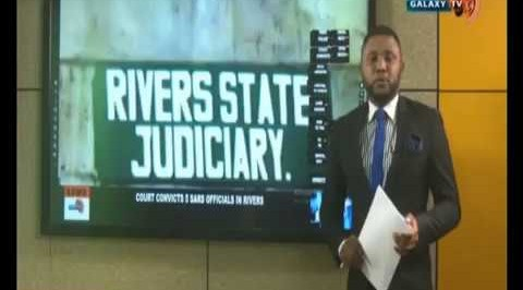 Court convicts 5 SARS officials in Rivers