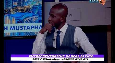 Entrepreneurship in Real Estate