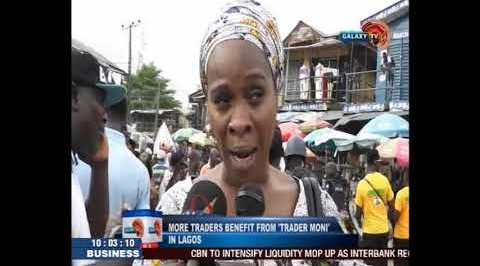 More traders benefit from 'Trader Moni' in Lagos
