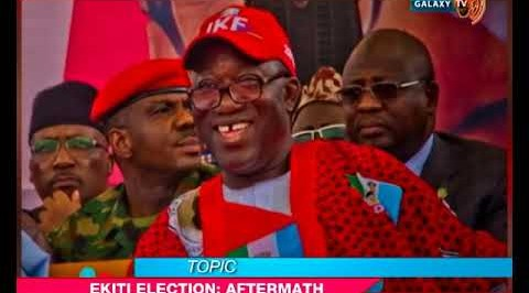 Political analysts criticize Fayemi's victory