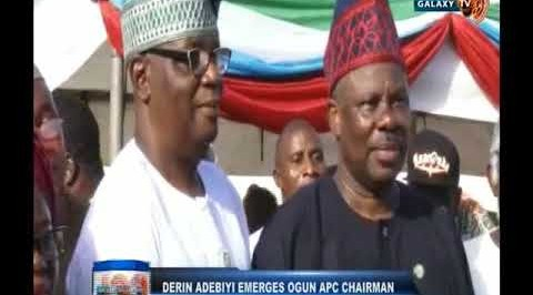 Derin emerges as Ogun APC chairman