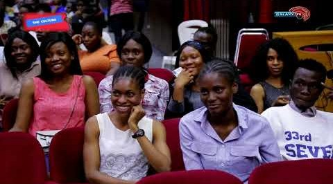 The Exsilio Conference - Unilag (Part 2)