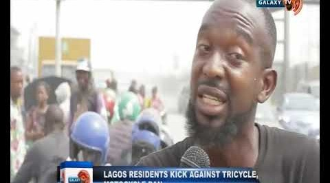 Lagos Residents Kick Against Tricycle Motorcycle Ban