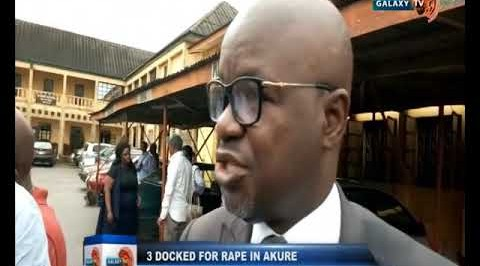 3 Docked for Rape in Akure