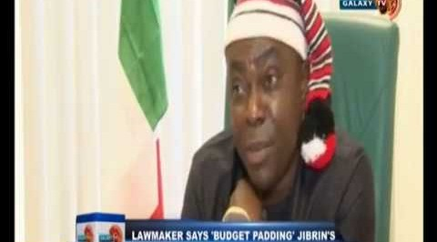 Galaxynews@10: Lawmaker says budget padding Jibrin's invention
