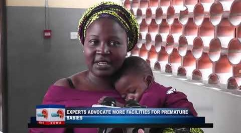 EXPERTS ADVOCATE MORE FACILITIES FOR PREMATURE BABIES