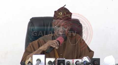 Lai Mohammed says Military Winning War Over Insecurity.