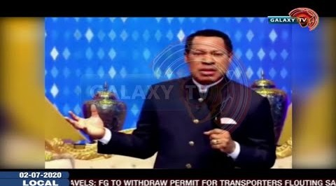 This is a Gang up against the Church, Pastor Chris Slam the Government again.