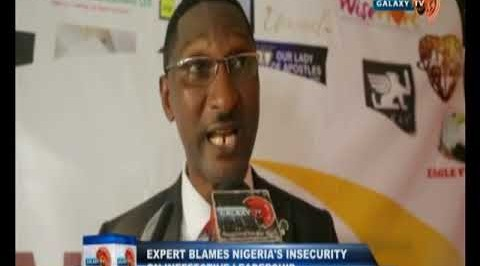 Expert blames Nigeria's insecurity on ineffective leadership