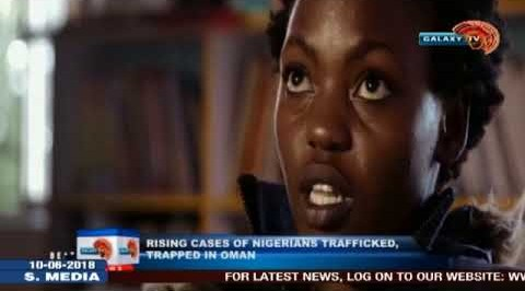 Exclusive: escapee reveals how traffickers harass young girls