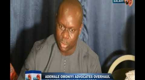 Adewale Omoniyi advocates overhaul of Nigeria's education sector