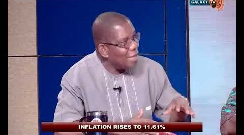 Inflation Rises to 11.61%