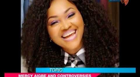 The Buzz: Mercy Aigbe and controversies